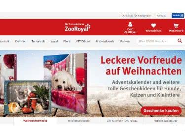 Mit einem Coupon für ZooRoyal kannst du bei Futter, Spielzeug und Pflege für deinen tierischen Freund sparen