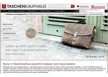 Mit einem Taschenkaufhaus-Gutschein sind dir Preisvorteile auf Handtaschen und Co. sicher