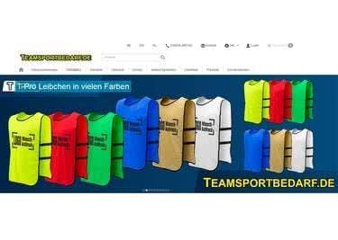 Teamsportbedarf Startseite