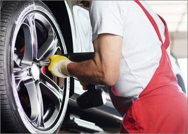 Der Tirendo-Partner übernimmt eure Reifenmontage