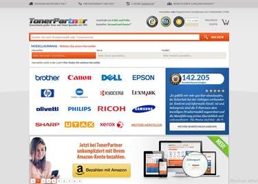 Hier spart ihr Geld mit TonerPartner-Gutschein