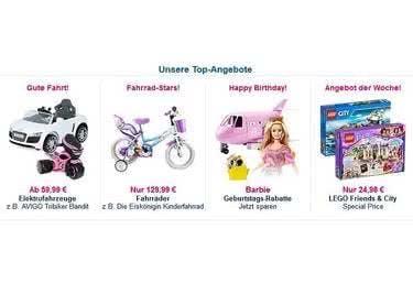 Spielzeug günstig bestellen mit einem Smyths-Toys-Gutscheincode
