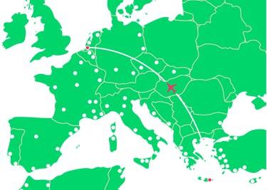 Transavia: Reisen zu kleinen Preisen