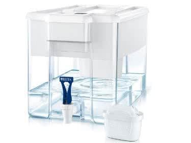 Britta-Wasserfilter günstiger kaufen dank eines Trinkwasserladen Gutscheins.