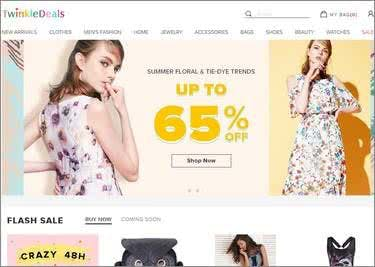 Mode und Accessoires für Sie und Ihn findest du bei Twinkle Deals Startseite