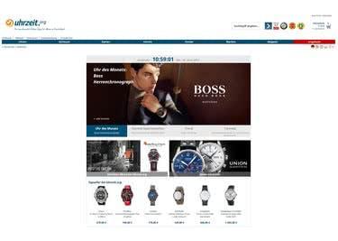 Löse jetzt deinen Uhrzeit.org-Gutscheincode im Shop ein, um deine schmucke Bestellung zum Preisvorteil zu erhalten