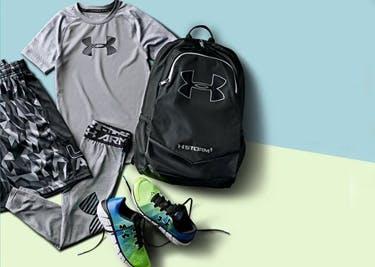Deine Sportbekleidung wird mit einem Gutschein für Under Armour richtig günstig