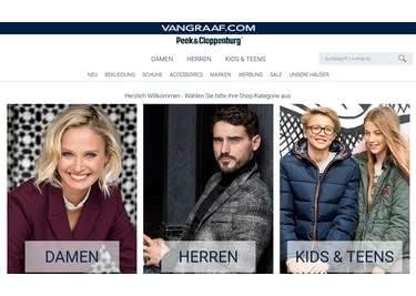 Sicher' dir jetzt einen unserer aktuellen Van-GRAAF-Gutscheincode und freue dich über dein Modeschnäppchen