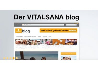 Schau' auf dem Blog von Vitalsana vorbei und erfahre Wissenswertes rund um Gesundheit