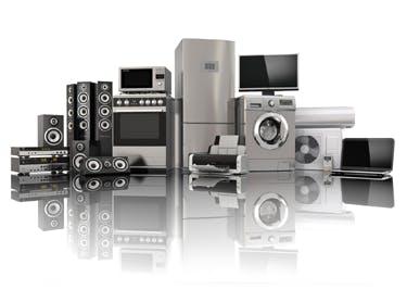 Elektronische Produktvielfalt von Voelkner