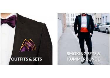 Ob Business-Hemd oder schicker Smoking - Mit einem VON-LOERKE-Gutschein bestellst du im Shop günstiger