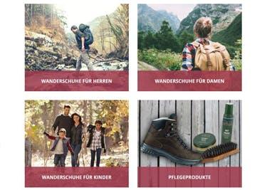 Mit einem Wanderschuhe.net-Gutschein wird deine Bestellung der neusten Outdoor-Schuhe richtig günstig