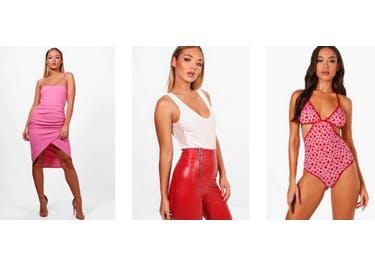 Bei boohoo findest du nur die modernsten Styles, du kleine Fashion-Maus!