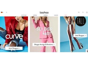 Die coolen Styles von boohoo bringen frischen Wind in deinen Kleiderschrank