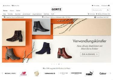 Schuhe bei Görtz kaufen