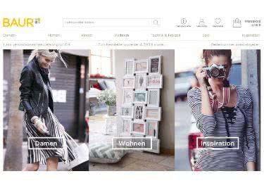 Im Onlineshop kannst du mit einem BAUR-Gutschein sparen