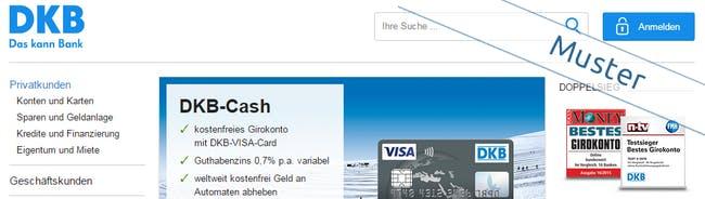Bei der DKB findet ihr ein großes Angebot verschiedener Finanzdienstleistung