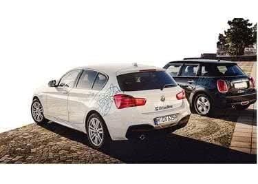 Finde dein Auto bei DriveNow