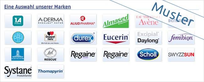 Bei Eurapon findet ihr zahlreiche Markenartikel