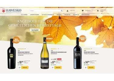 Hoch die Tassen! Bei Hawesko bestellst du Wein, Champagner und alles, was glücklich macht!