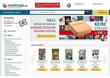 Medimops Gutschein Amazon