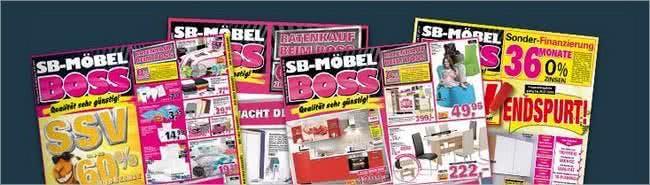 Möbel-BOSS-Prospekte online durchblättern
