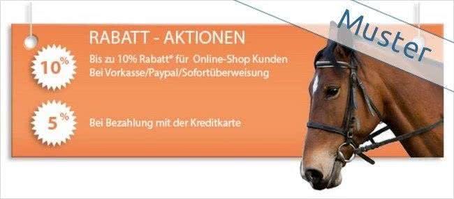 Rinderohr-Pferde-Shop
