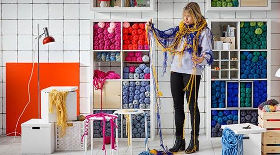 Ikea-Möbel: Entdecke die Möglichkeiten und blättere durch den Katalog