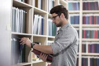 Student Bibliothek