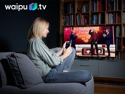 3 Monate waipu.tvt gratis testen