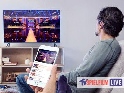 TV SPIELFILM Live gratis testen