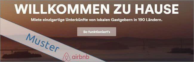 Willkommen bei Airbnb