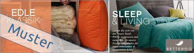 BETTENRID - Hier gibt es alles für einen erholsamen Schlaf