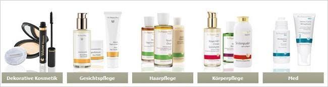 BioNaturel bietet Artikel von Dr. Hauschka und anderen bekannten Marken