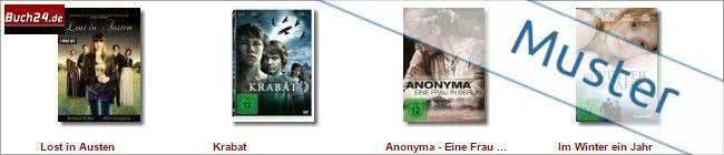 Auch Filme erhaltet ihr bei Buch24