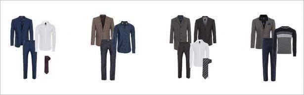 Outfit-Ideen im Online-Shop von Daniel Hechter