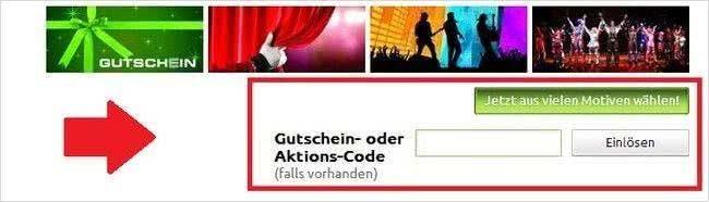 Euren Eintrittskarten.de: Rabattcode könnt ihr kinderleicht einlösen