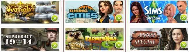 Gamesload bietet eine große Auswahl an Spielen