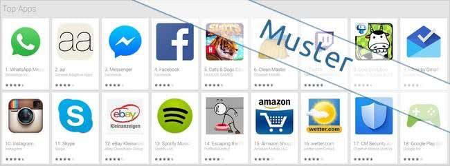 Beliebte Apps Gratis Bei Google Play Laden