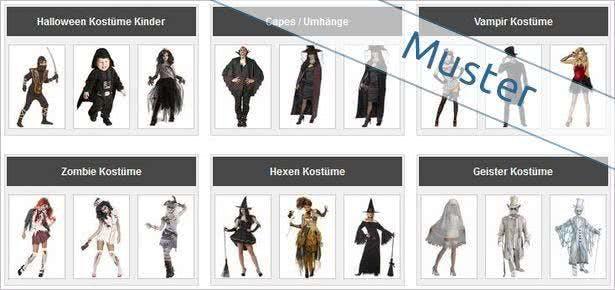 Bei Horrorklinik erwartet euch eine riesige Auswahl an Kostümen