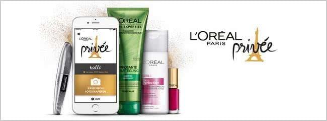Mit L'Oréal Privée sammelt ihr Beauty-Stars