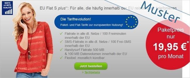 Die EU Flatrate von maXXim