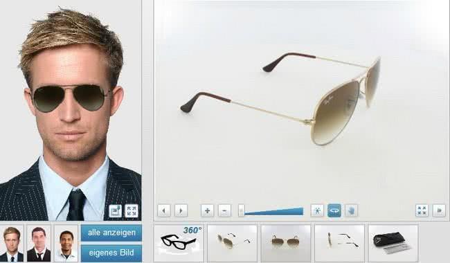Brillenfinder bei Brillenplatz