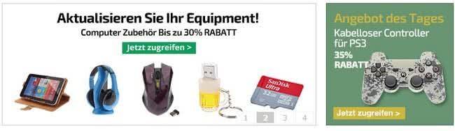 Angebote und Schnäppchen bei MiniInTheBox.com