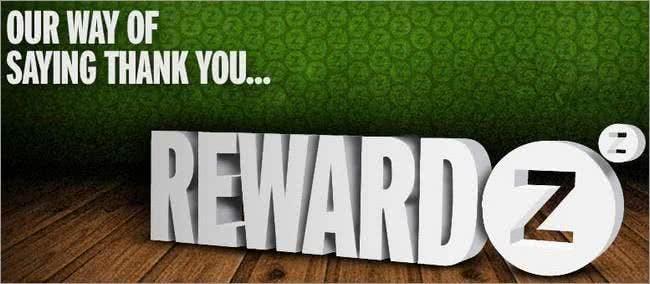 Punkte sammeln dank Rewardz-Programm