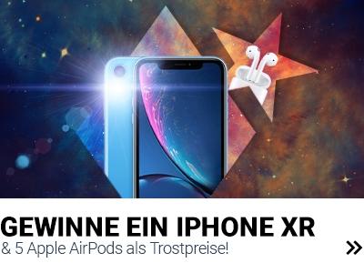 Gewinne iPhone XR!