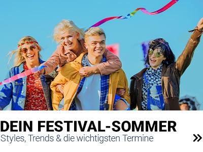 Stylischer Festival-Sommer!