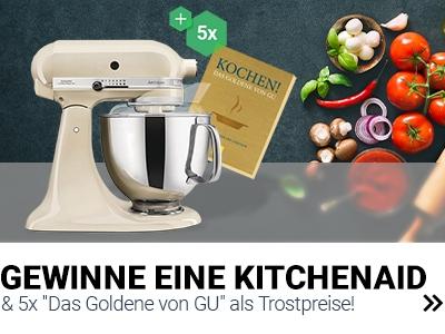 Kitchenaid-Gewinnspiel