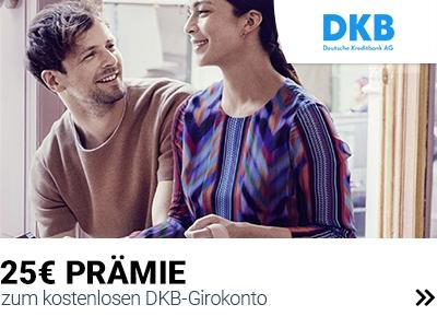 25€-Prämie bei DKB