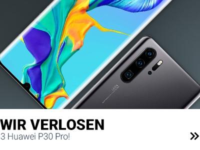 Huawei P30 Pro zu gewinnen